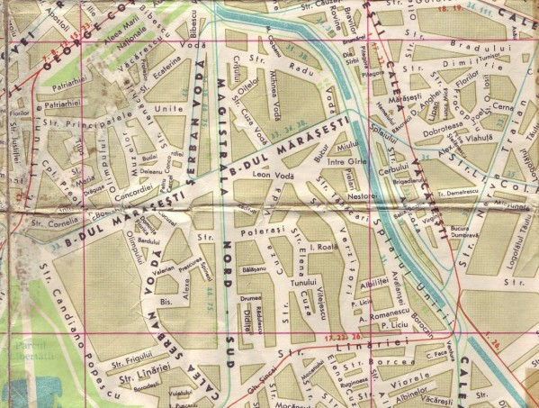 Bulevardul Mărăsesti Arc Peste Timp Bucurestii Vechi Si Noi