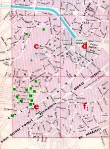 Harta cartierului Uranus