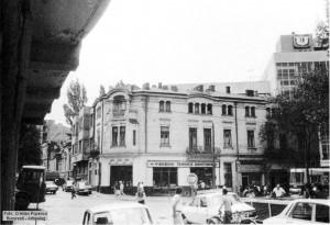 Bd. George Coșbuc la colțul cu str. Sfântul Ioan Nou