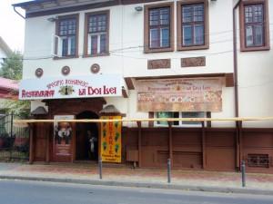 """Restaurantul """"La doi lei"""" de pe str. Delea Nouă"""