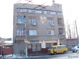 Imobil art-deco pe str. Delea Nouă colț cu str. Învingătorilor
