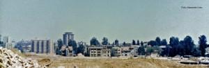 14. Panoramă spre strada Palas