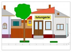 Tutungerie pe strada Dristorului