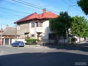 Str. Dristorului la colțul cu str. Hârșova