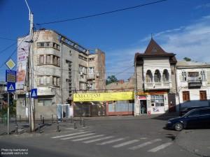Imobile vechi pe strada Vistierilor