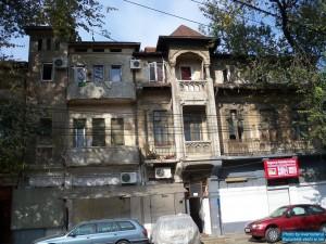 Clădire veche pe Calea Rahovei
