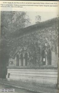 Casa de pe str. Sfântul Ioan Nou nr. 22