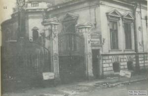 Casa de pe strada Sfântul Ioan Nou nr. 14 (vedere parțială)