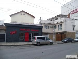 Restaurantul Tao  de pe str. Delea Nouă