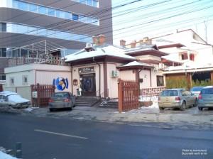 Restaurantul Babilon de pe str. Delea Nouă