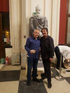 Florin Pirlea si Leornard Velcescu