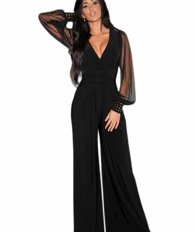 salopete de dama elegante jojo fashion 2019