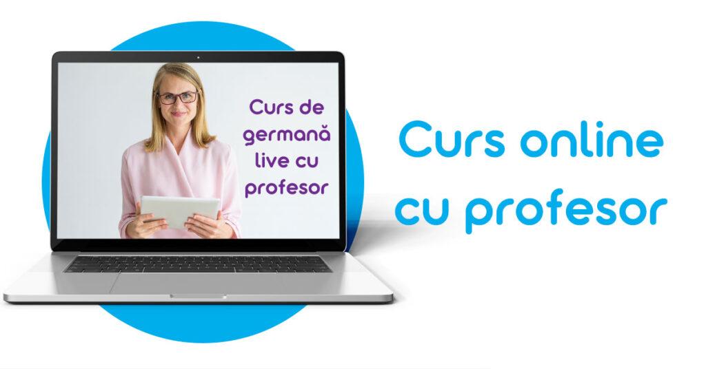 curs limba germana cu profesor