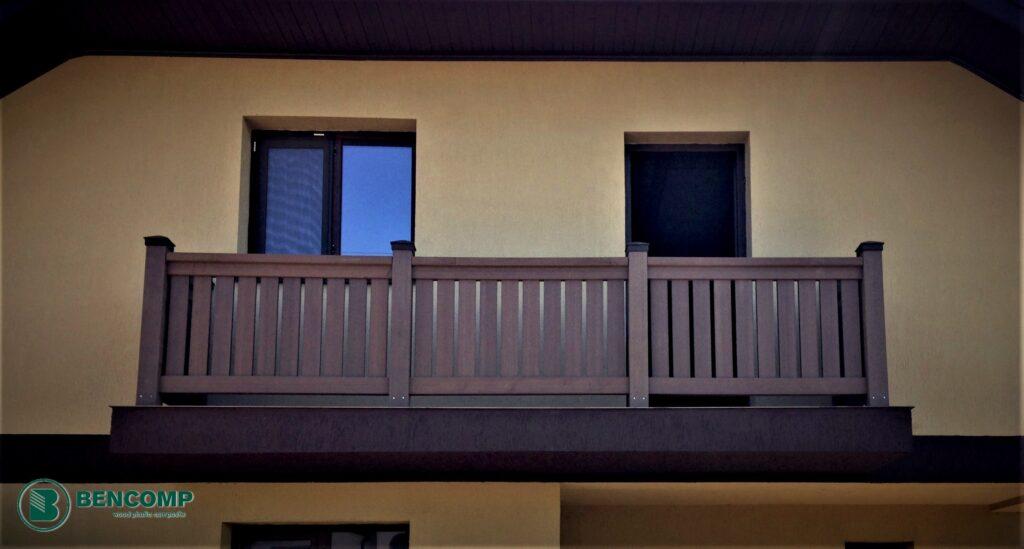 balcon WPC bencom